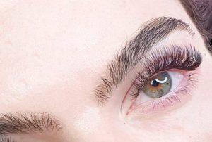 eye volume